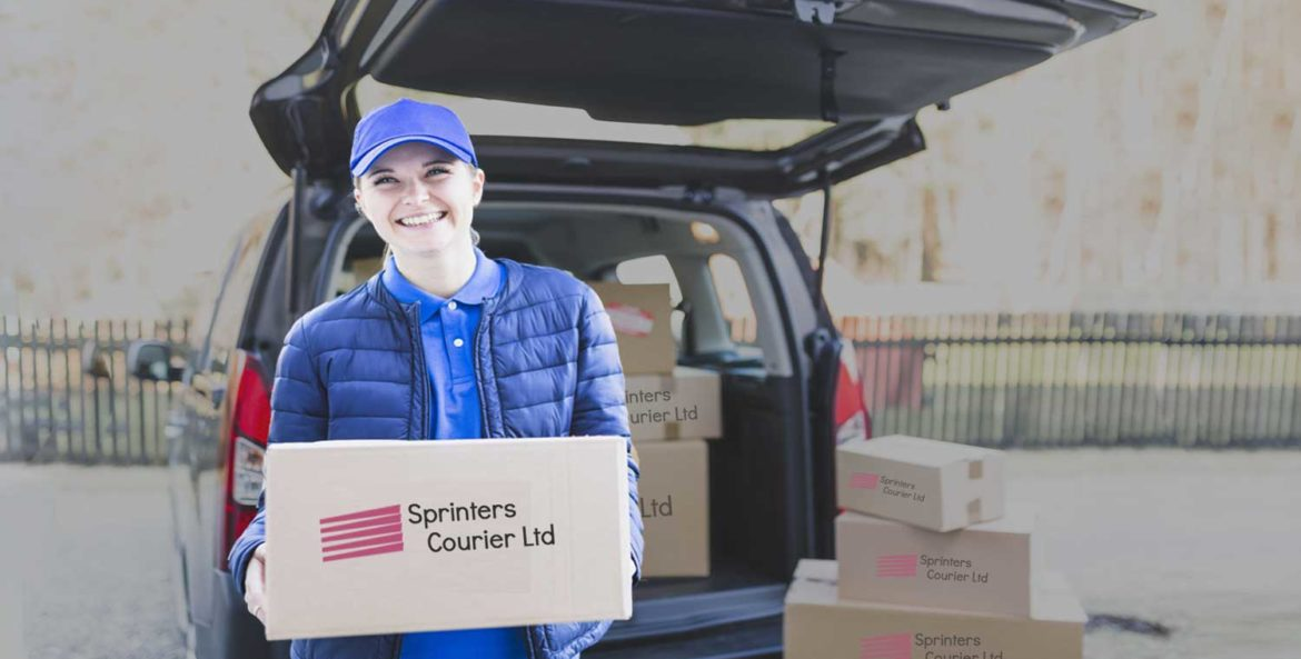 SPRINTERS COURIER